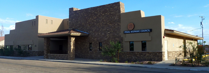 Pinal Hispanic Council Main Offices in Eloy